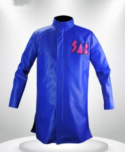 Super Sab Blue Dragon Ball Jacket