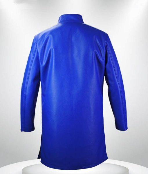 Super Sab Blue Dragon Ball Jacket