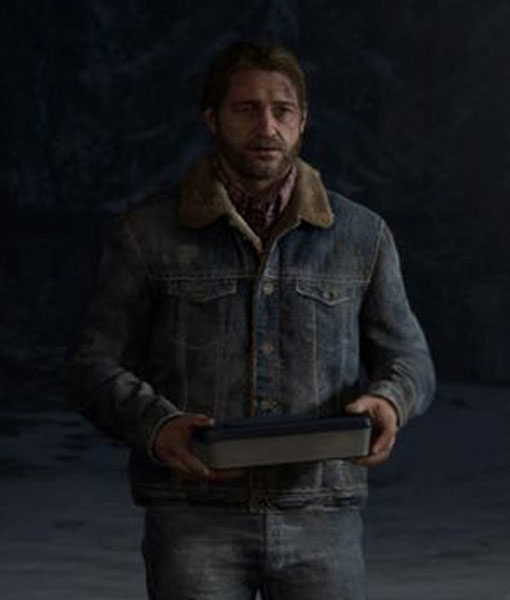 Tommy Blue The Last Of Us Part II Jacket