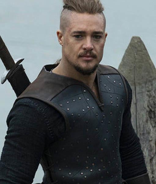 Uhtred Black The Last Kingdom Vest