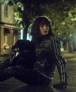 Vic McQueen Black NOS4A2 Jacket