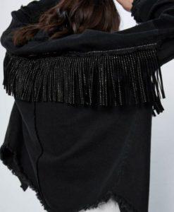 Villanelle Black Killing Eve Jacket