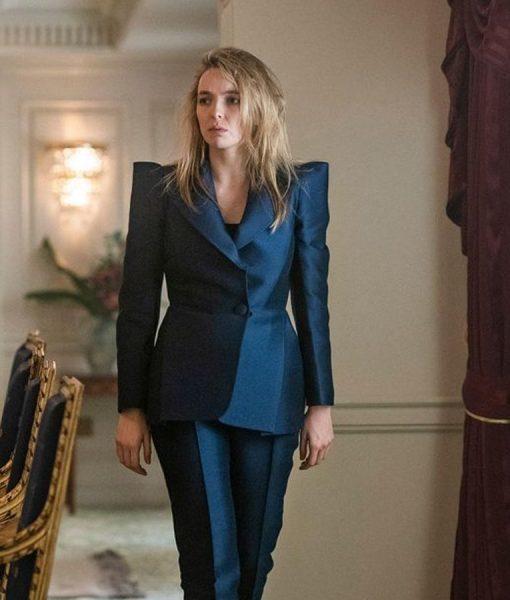 Villanelle Blue Killing Eve Blazer