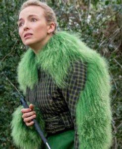 Villanelle Green Killing Eve S03 Jacket