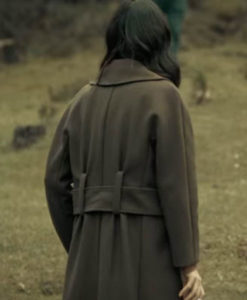 Alma Solares Dark Desire Coat