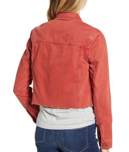 Ani Achola Orange 13 Reasons Why Jacket