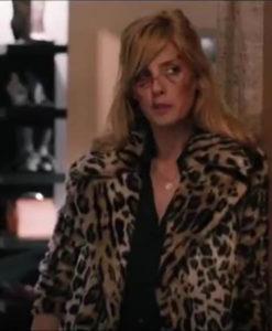 Beth Dutton Yellowstone Cheetah Print Coat