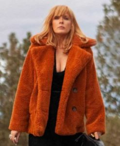 Beth Dutton Yellowstone Fur Coat