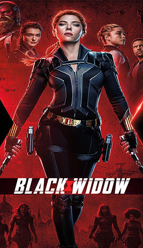 Black Widow Movie Jackets