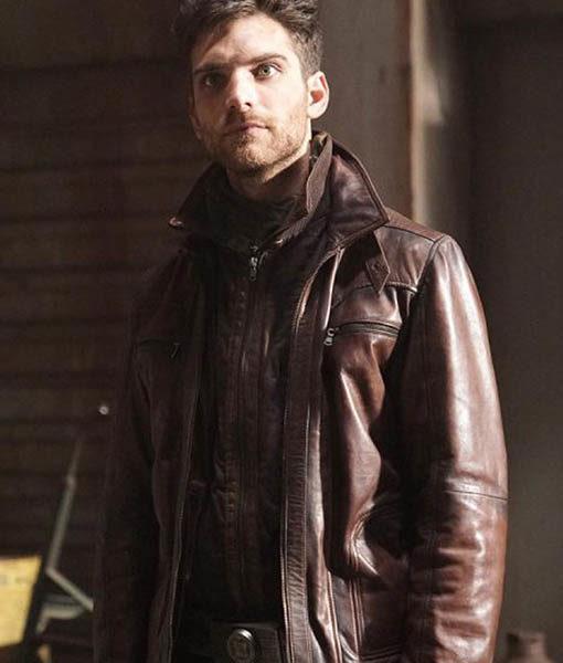 Deke Shaw Agents Of Shield Jacket
