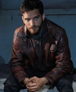 Deke Shaw Agents Of Shield Jacket