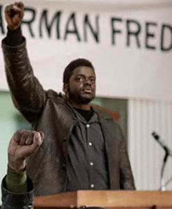 Fred Hampton Judas and the Black Messiah Jacket