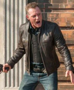 Hank Voight Chicago P.D Jacket