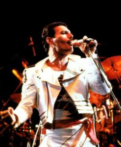 Hot Space Freddie Mercury Jacket