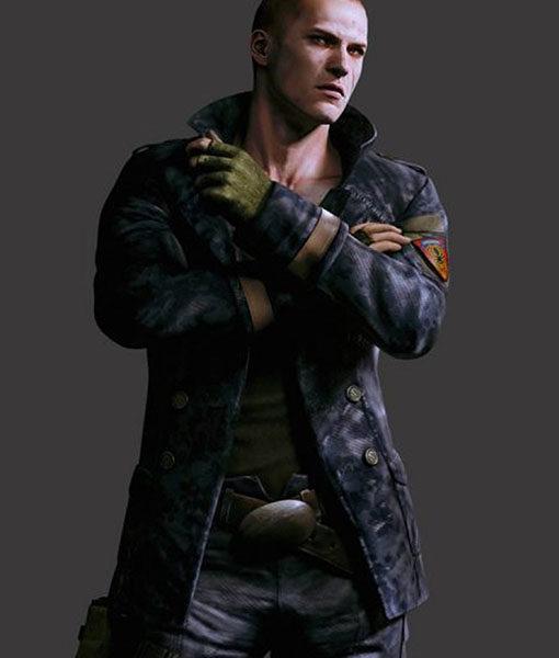 Jake Muller Resident Evil 6 Jacket