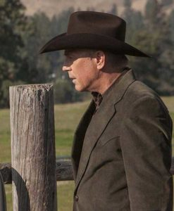 John Dutton Corduroy Yellowstone Blazer