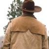 John Dutton Western Yellowstone Jacket