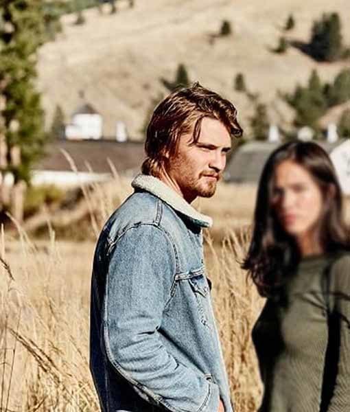 Kayce Dutton Yellowstone Denim Jacket