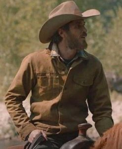 Lee Dutton Yellowstone Jacket