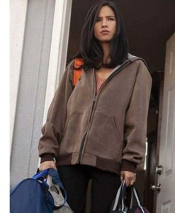 Monica Dutton Yellowstone Hoodie