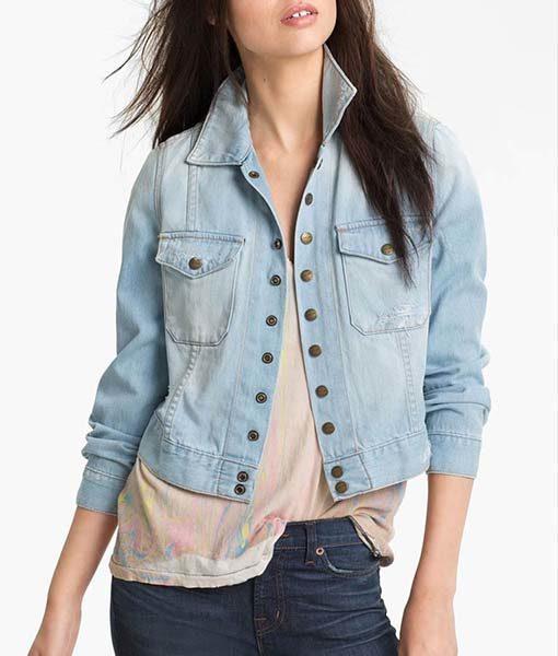 Monica Dutton Yellowstone Jacket