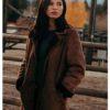 Monica Dutton Yellowstone Sheraling Coat
