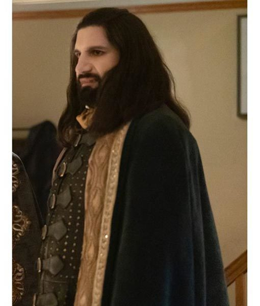 Nandor What We Do in the Shadows Coat