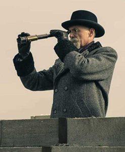 Reginald Hargreeves The Umbrella Academy Coat