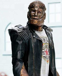 Robotman Doom Patrol Jacket