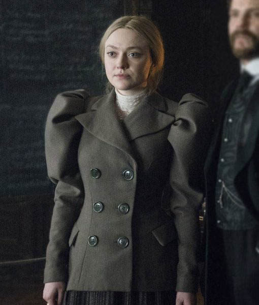 Sara Howard The Alienist Jacket