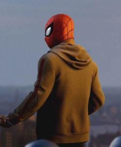 Spider-Man PS4 Miles Morales Hoodie