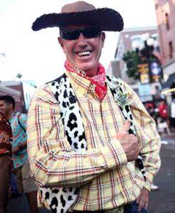 Tou Story Woody Vest