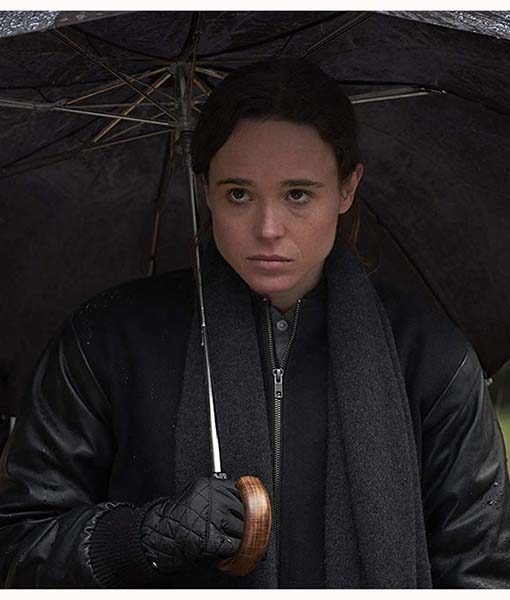 Vanya Hargreeves The Umbrella Academy Jacket