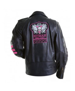 WWE Hitman Bret Hart Jacket