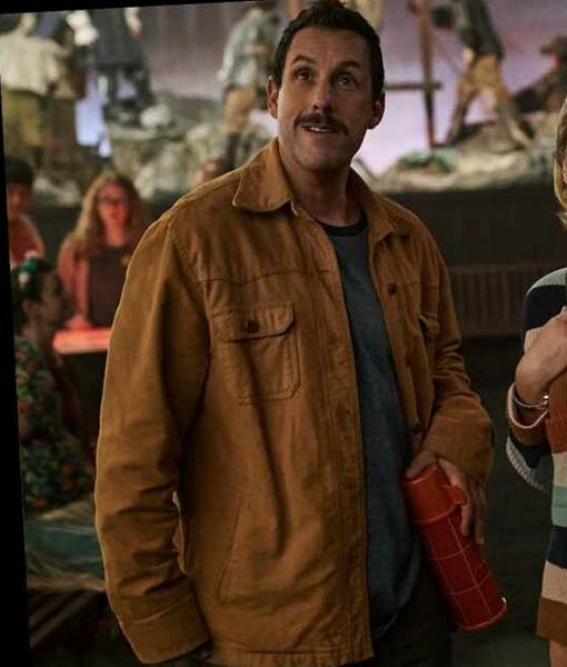 Adam Sandler Hubie Halloween Jacket