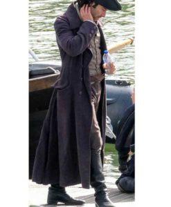 Aidan Turner Poldark Coat