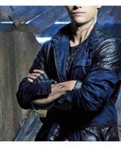 Alec Lightwood Shadowhunters Jacket