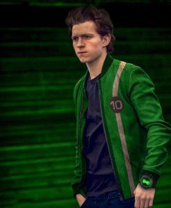 Ben Tennyson Ben 10 Jacket