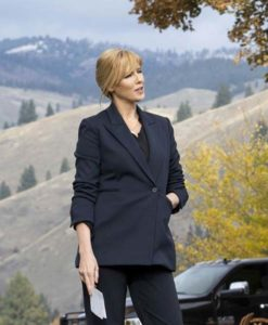 Beth Dutton Yellowstone Blazer