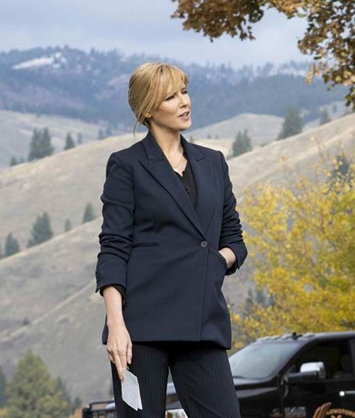 Beth Dutton Yellowstone Blazer