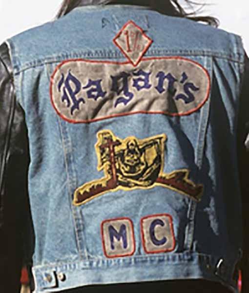 Pagan MC Biker Vest