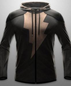 Dwayne Johnson Black Adam Jacket