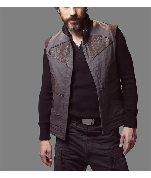 Cristóbal Rios Star Trek Picard Vest