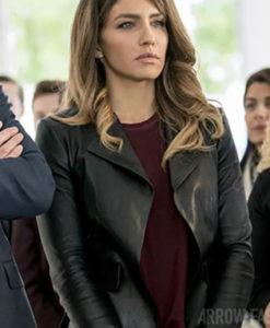 Dinah Drake Arrow Drape Jacket