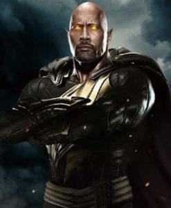 Black Adam Dwayne Johnson Jacket