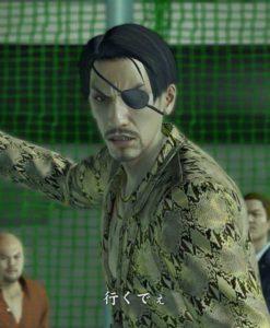 Goro Majima Yakuza Like A Dragon Jacket