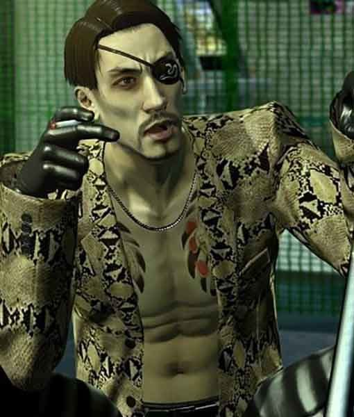 Goro Majima Yakuza Like A Dragon Jacket