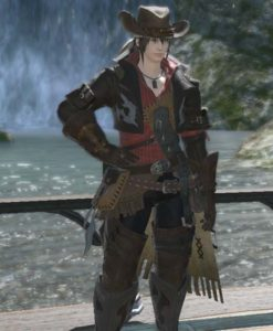 Gyuki Final Fantasy XIV Jacket