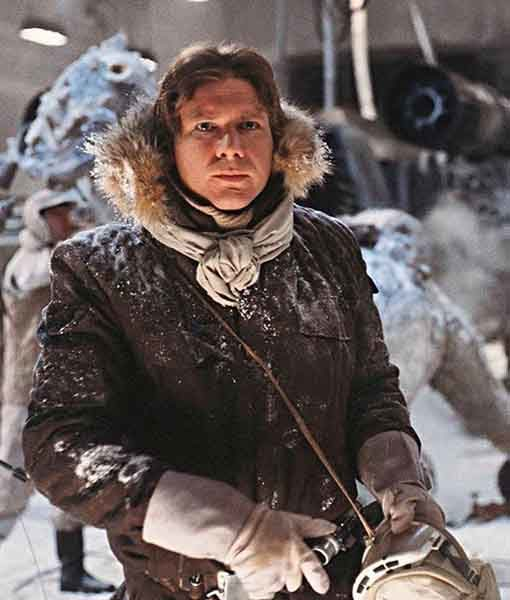 Han Solo Star Wars Hooded Jacket