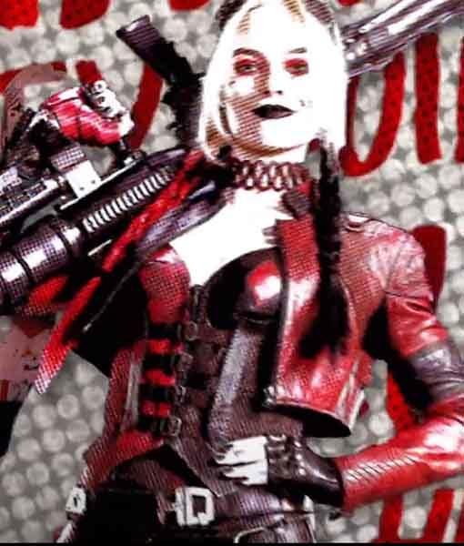Harley Quinn Suicide Squad 2 Jacket